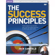 The Success Principles LIVE! DVD