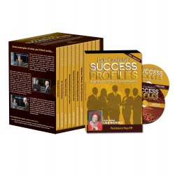 Jack Canfield's Success Profiles 12 DVD Set
