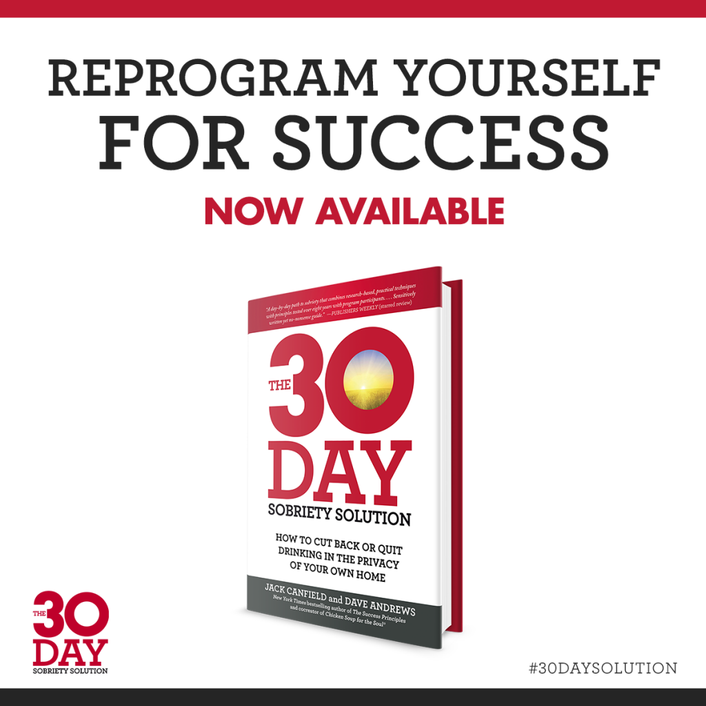 30-Day Sobriety Solution Now Available on Amazon