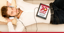 Soul Food for Your Ears: The 30-Day Sobriety Solution is Now Available as an Audiobook