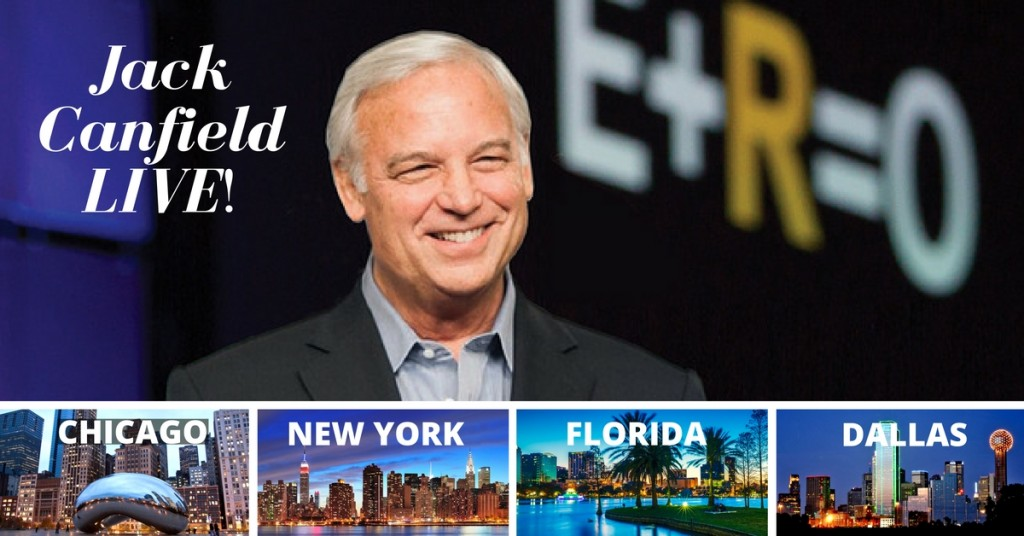 Jack Canfield speaking tour