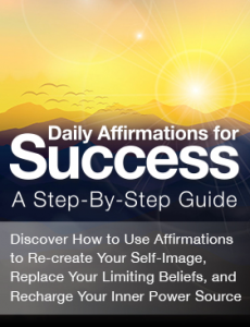 daily affirmations for success guide 2 offer