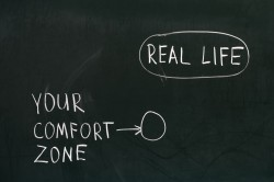 Here's How to Step Out of Your Comfort Zone & Achieve Success