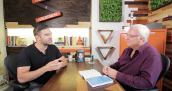 [LIVE INTERVIEW] Removing the Mask of Masculinity With Lewis Howes