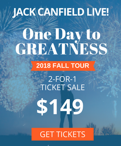 Join Jack for One Day to Greatness