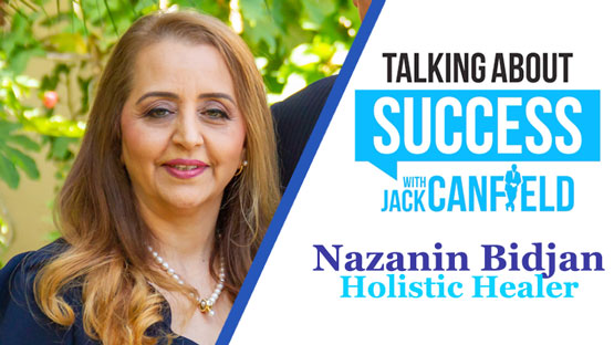 Nazanin Bidjan: Holistic Healer